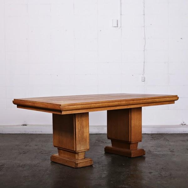 アールデコテーブル