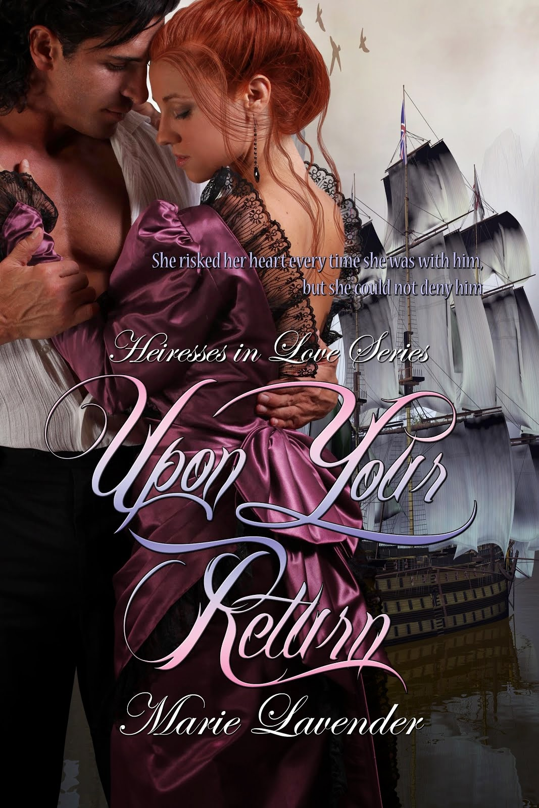 http://www.amazon.com/Upon-Your-Return-Marie-Lavender-ebook/dp/B00I0D9LQ8/ref=asap_bc?ie=UTF8