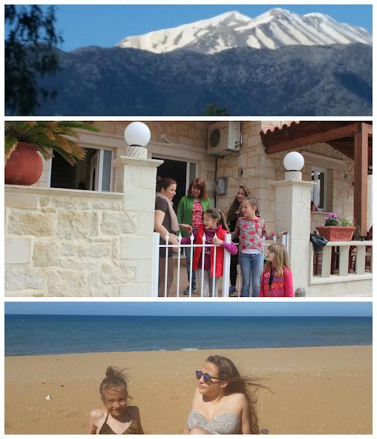 Kreta im März