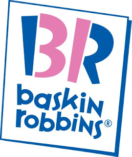 Logo of Baskin Robins by eBloggerTips.com