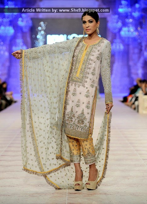 Karma Latest Bridal Attires at PFDC