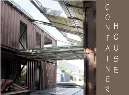 Una casa costruita riciclando i container blog di for Ottenere una casa costruita