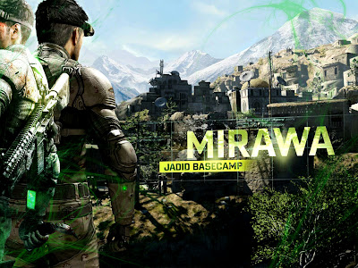 Splinter Cell Blacklist Basecamp HD Wallpaper