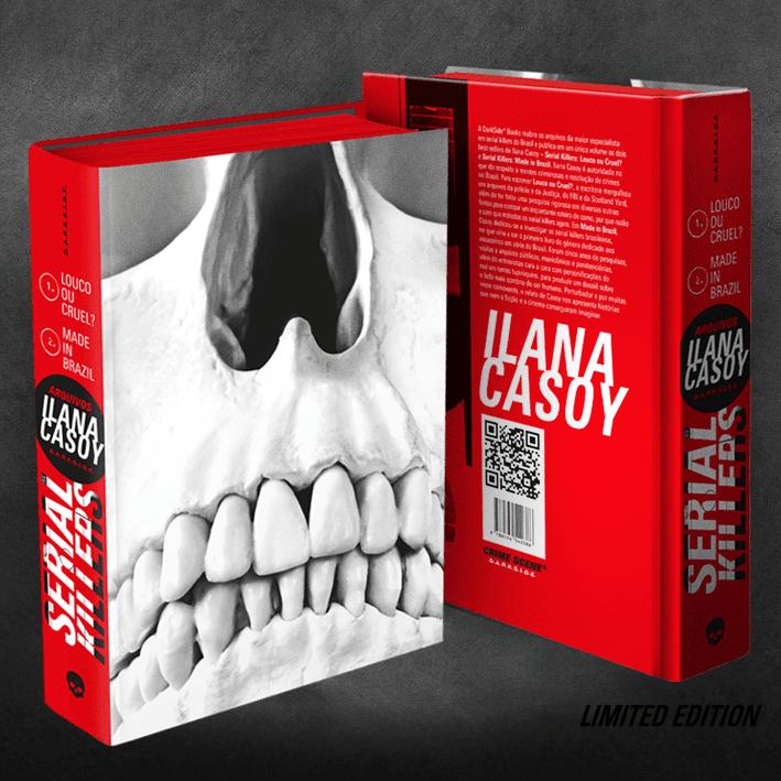 Divulgação - Darkside Books