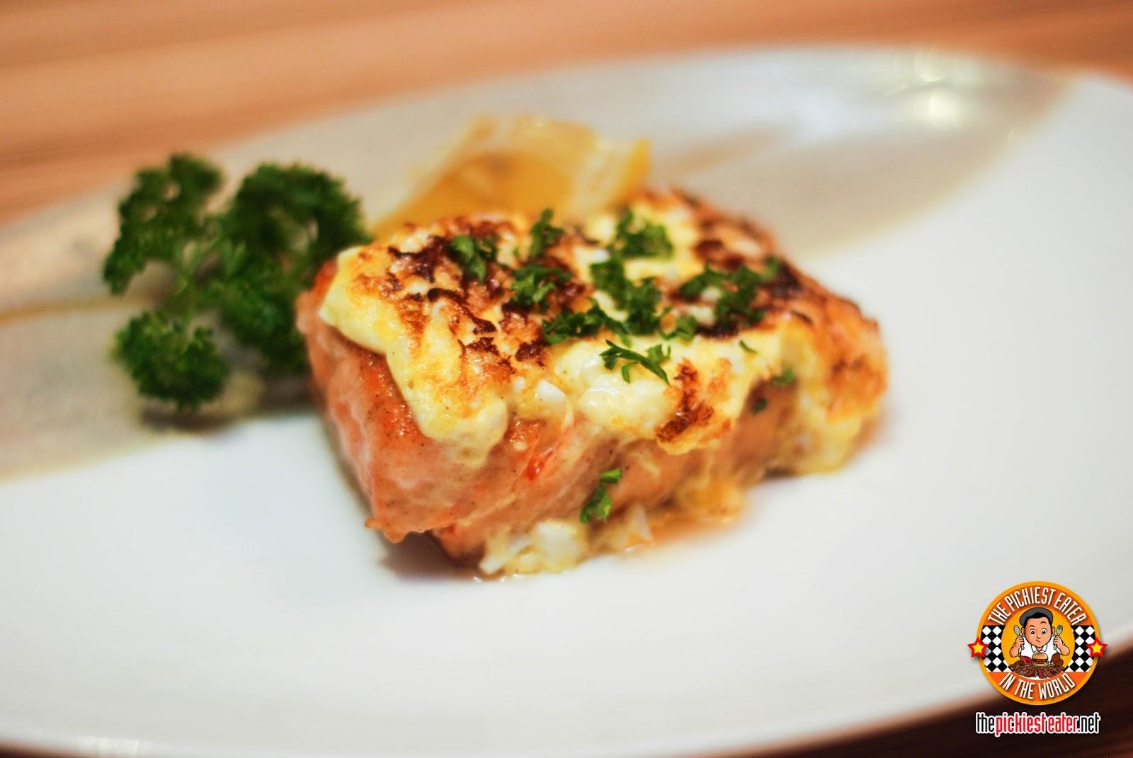 Salmon Tartaryaki