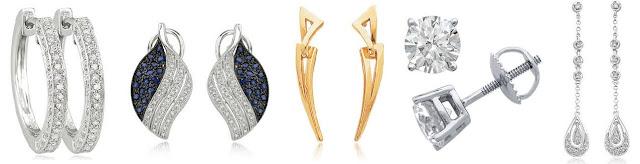 Prom Jewelry Earrings