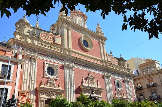 Iglesia del Divino Salvador (Sevilla)
