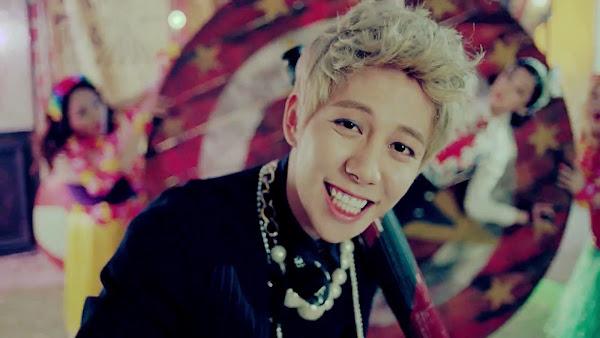 Block B Jackpot Kyung