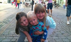 3 skønne børn i Malmö