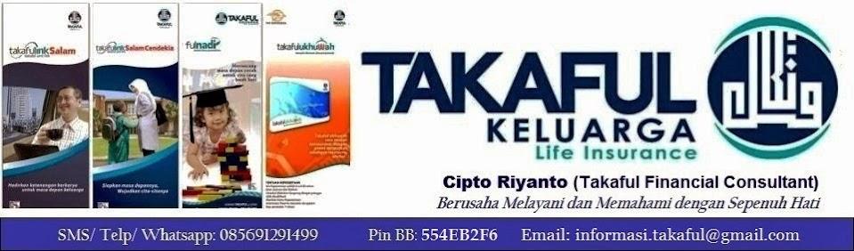 Agen Asuransi Takaful Wilayah Bekasi dan Sekitarnya