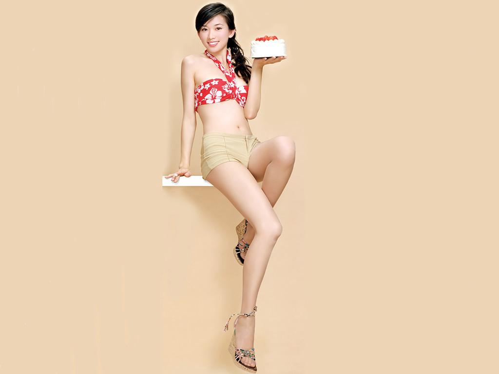 Lin Chi-Ling hot