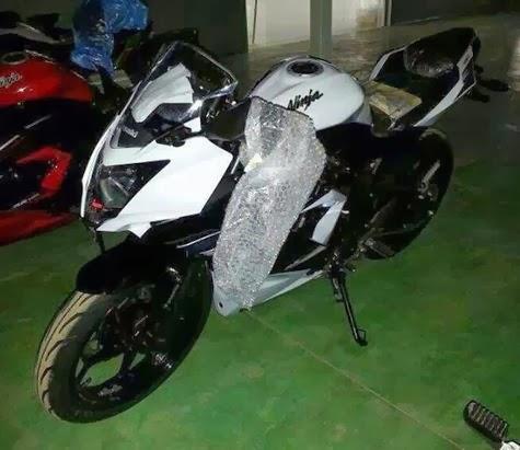 Gambar Motor Kawasaki Ninja 250 single silinder Terbaru | Gambar