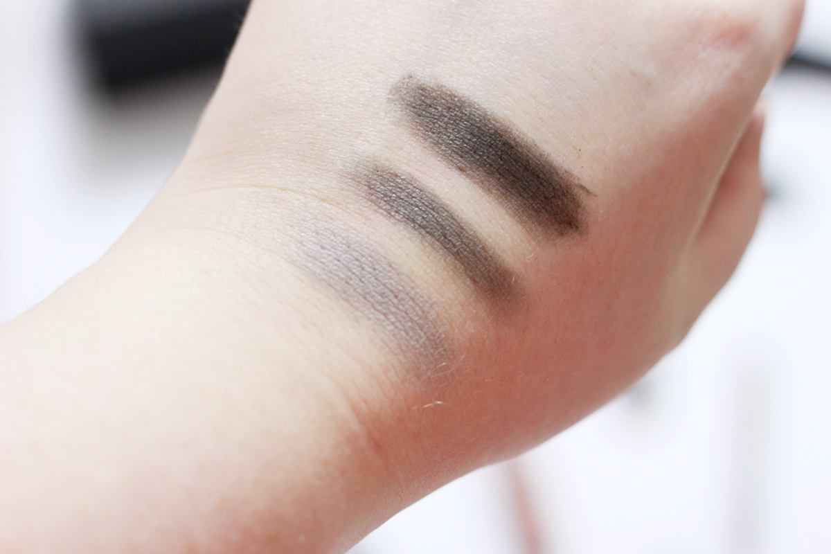 Picture of GOSH SS16 Collection Eyeshadow Swatches