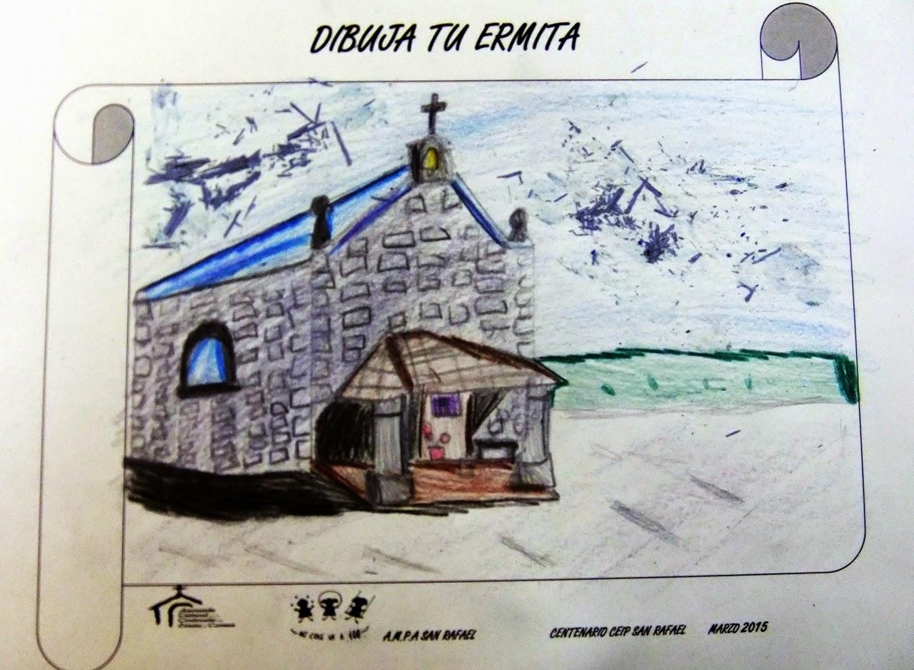 Dibuja tu Ermita - Alfonsoyamigos