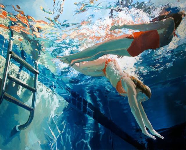 Peinture de Samantha French