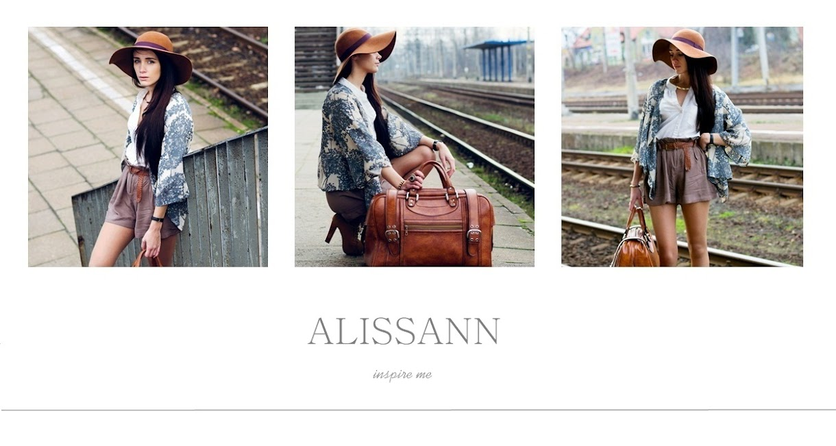 ALISSANN inspire me