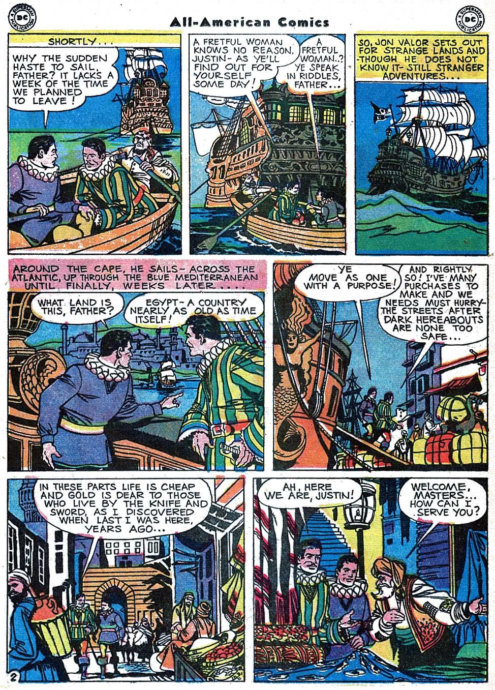 Read online All-American Comics (1939) comic -  Issue #87 - 34