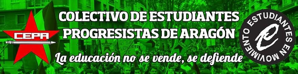 Colectivo de Estudiantes Progresistas de Aragón