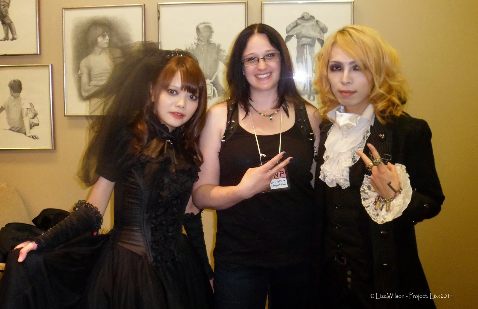 Interview LIVE at Anime North: Rose Noire & DaizyStripper