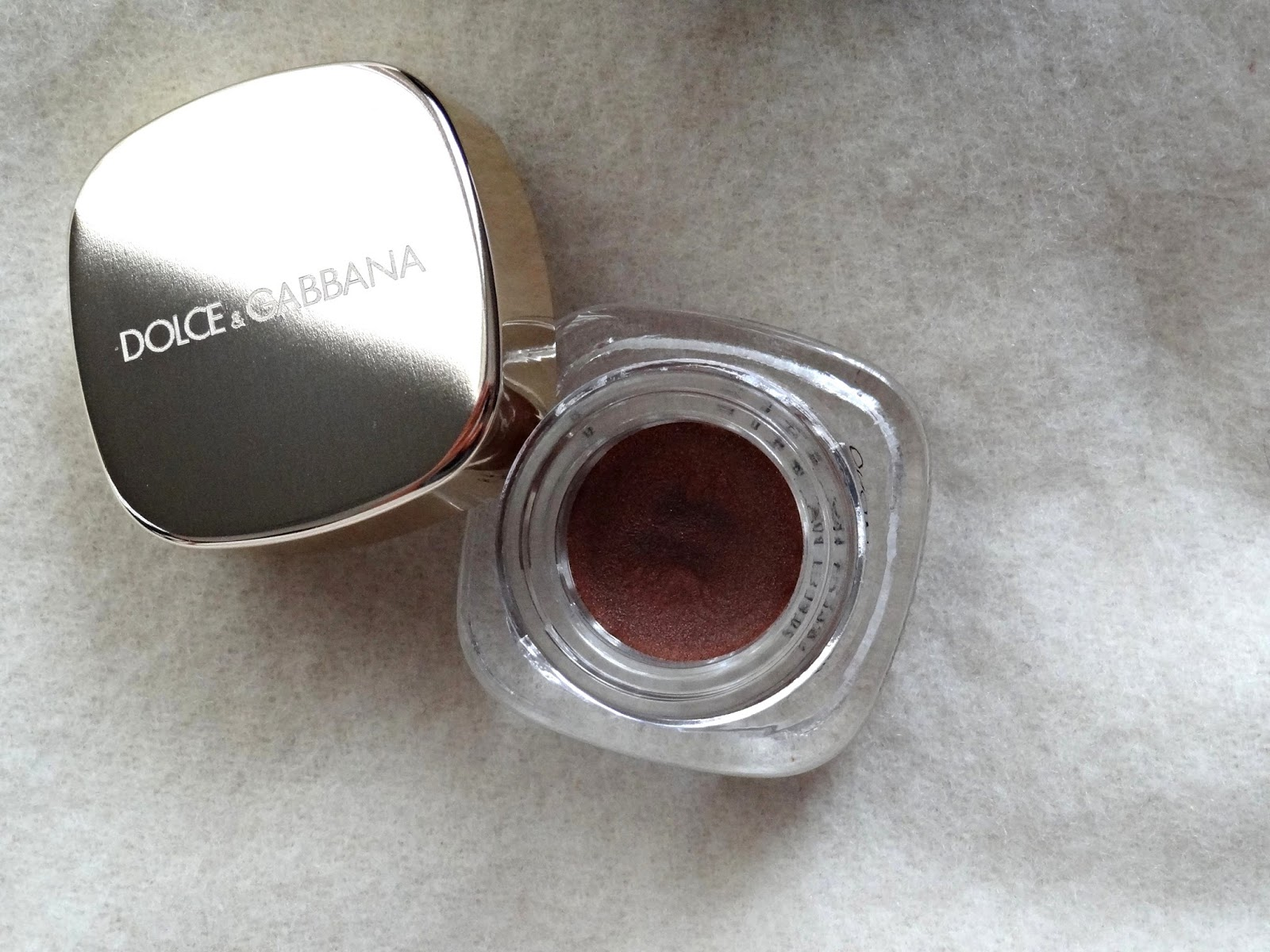 Dolce & Gabbana Perfect Mono Cream Eye Colour in Bronze