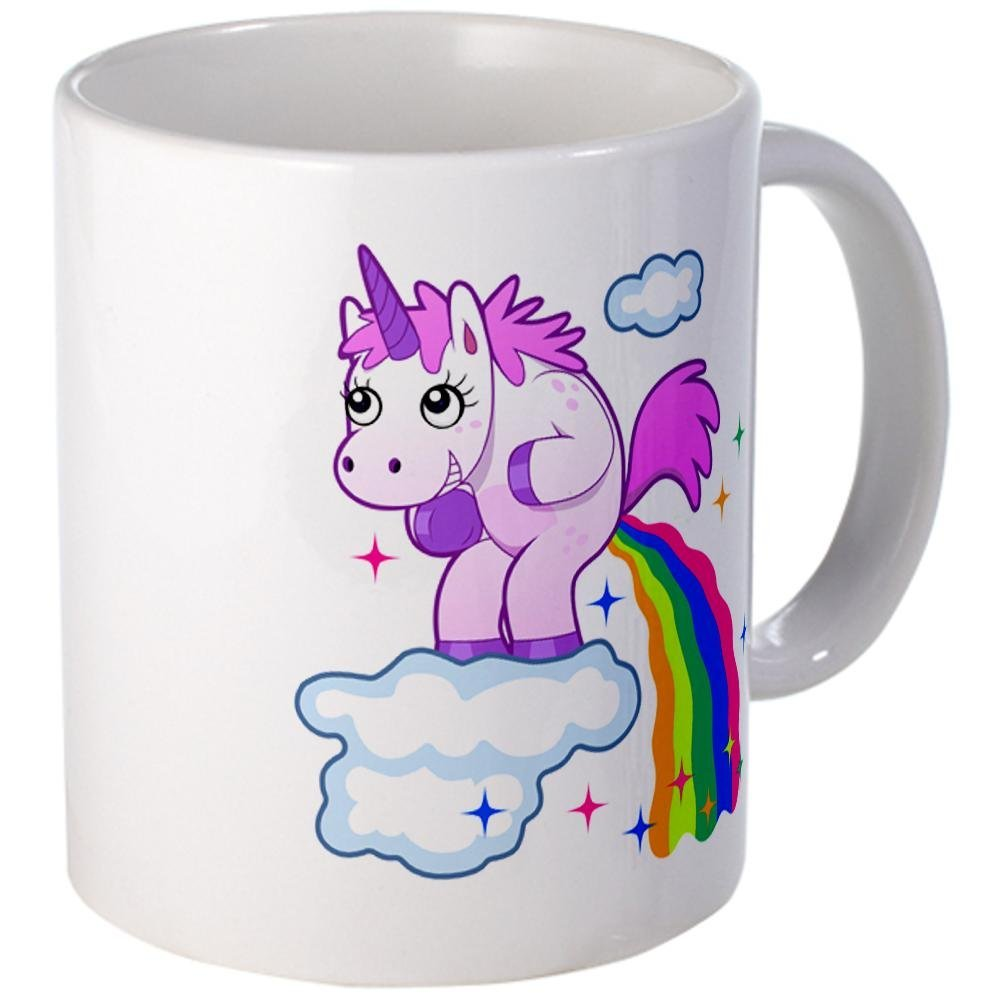 Funny Coffee Mugs And Mugs With Quotes Unicorn Pooping A