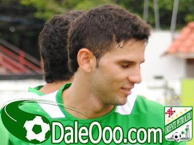 Oriente Petrolero - Alejandro Meleán - Club Oriente Petrolero