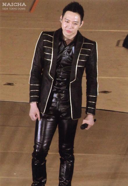 Yoochun Tokyo Dome Konser 03