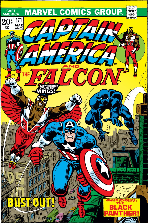 Captain America (1968) Issue #171 #85 - English 1