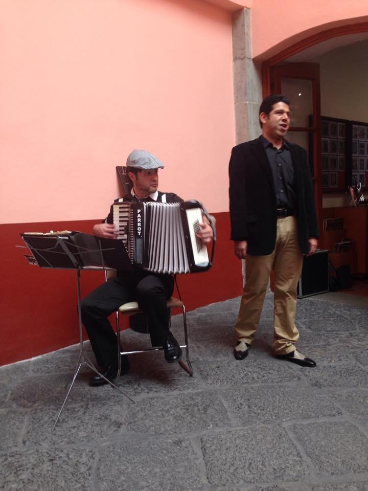 M sica cl sica mexicana recital uam casa de la primera for Casa piscitelli musica clasica