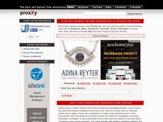 proxy gratuit