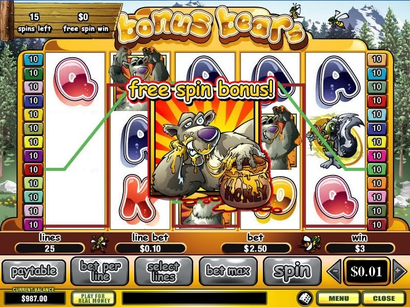 play casino games free online