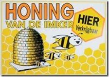 Imker honing