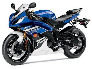 Gambar Motor 2013 Yamaha YZF-R6 1