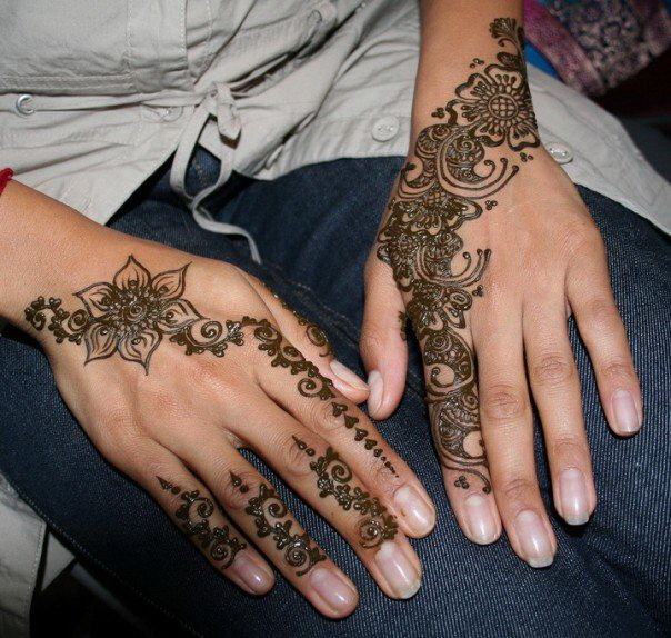 Outstanding Pakistani Mehndi Designs 604 x 574 · 116 kB · jpeg