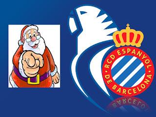 Feliz Navidad RCD Espanyol