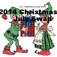 2014 Christmas July Swap