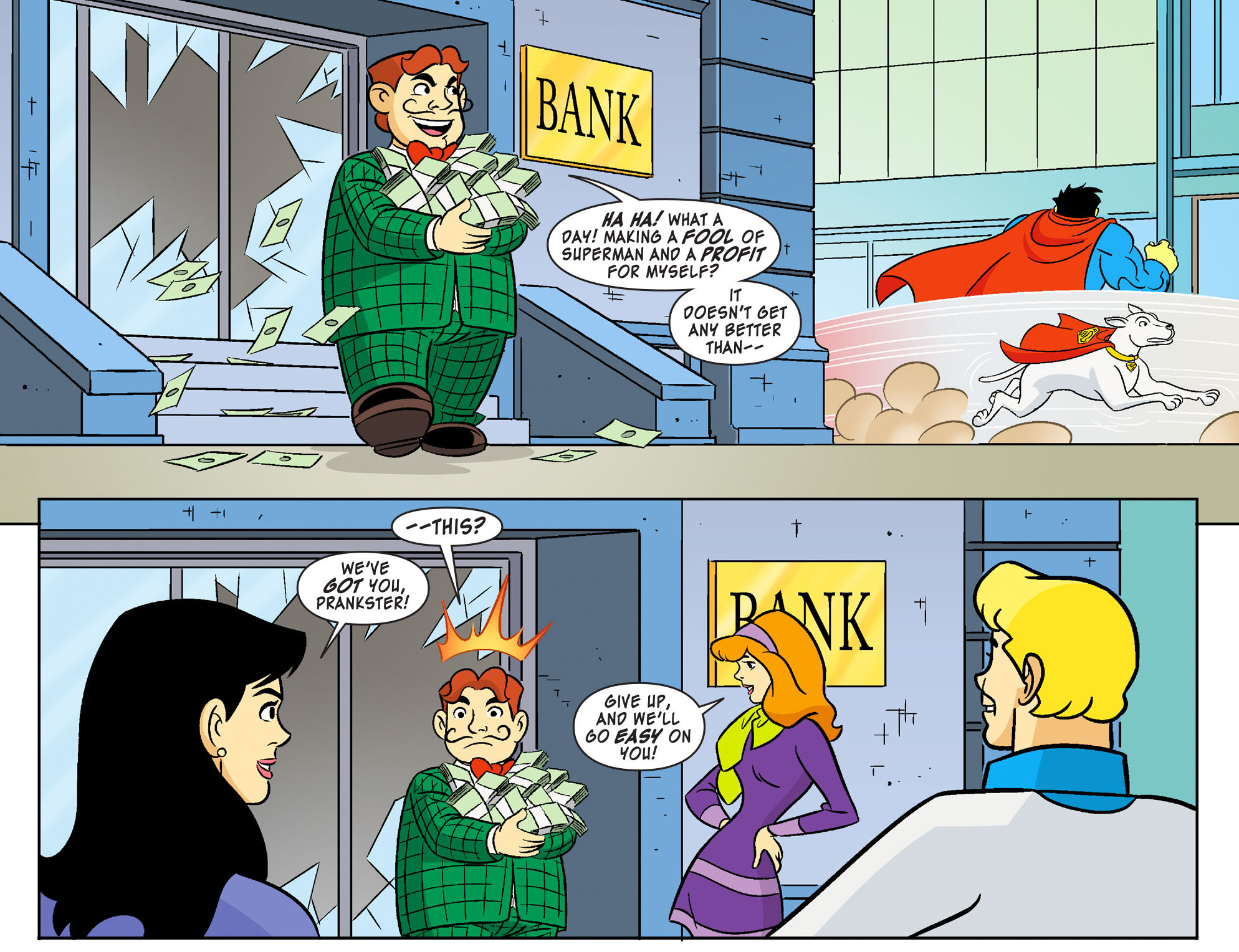 Read online Scooby-Doo! Team-Up comic -  Issue #18 - 17