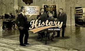 History With Lourd – 29 October 2014