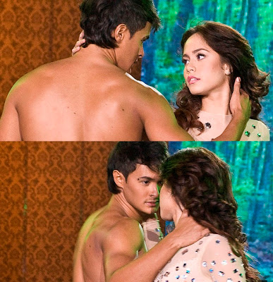 Jessy Mendiola and Matteo Guidicelli Fire Up for 'PHR Paraiso'