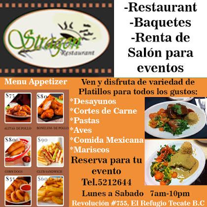 Restaurant Stragon
