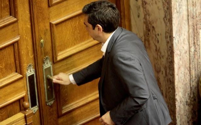 Σενάρια για αιφνιδιασμό με κλείσιμο της Βουλής από τον Αλέξη Τσίπρα