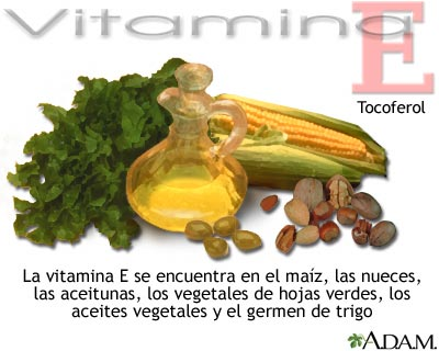 Vitamina E | Remediosnatural.com