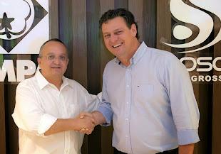 """VICE-GOVERNADOR CARLOS FÁVARO DO PP"""