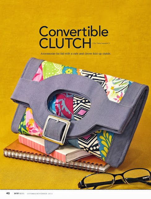 convertible clutch free pattern