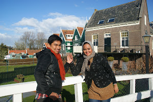 Volendam and Marken - Holland