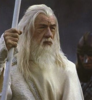 Gandalf from The Two Towers