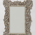 Back to Nature - Beautiful Natural Wooden Mirror Frame Wall Decor