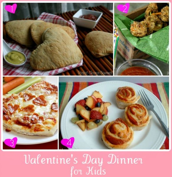 Techtalk valentines dinner for kids valentines party for Valentine day dinner party ideas