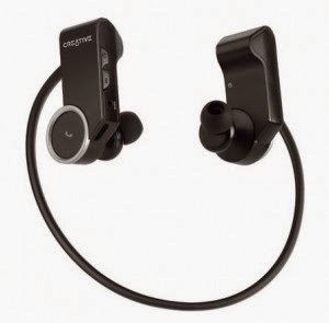 Buy Creative WP-250 Bluetooth Headphones with Invisible Mic at Rs. 1591 :Buytoearn