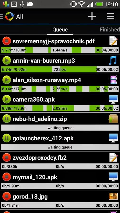 Advanced Download Manager Pro v3.5.6